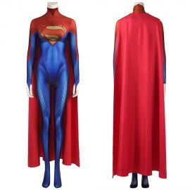 2022 Flashpoint Superwoman Supergirl Cosplay Suit