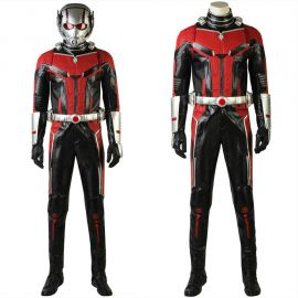 Ant-Man and the Wasp Ant-Man Cosplay Costume Deluxe