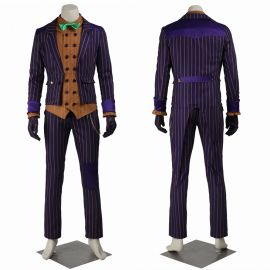Arkham Knight Joker Cosplay Costume