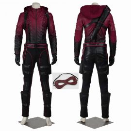 Arrow 3 Red Arrow Roy Harper Cosplay Costume
