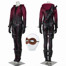 Arrow 4 Speedy Thea Queen Cosplay Costume
