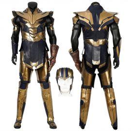 Avengers Endgame Thanos Cosplay Costume Deluxe