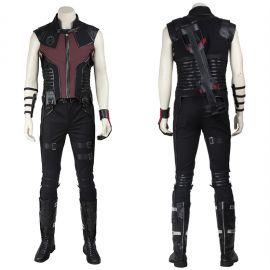 Avengers Hawkeye Cosplay Costume Clint Barton Costume