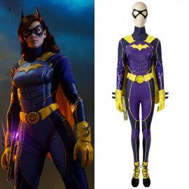 Batman Gotham Knights Batgirl Cosplay Costume