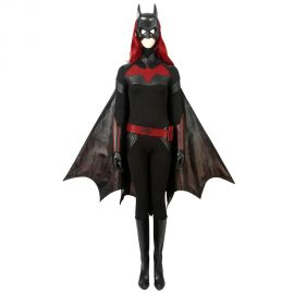Batwoman Katherine Rebecca Kate Kane Cosplay Costume