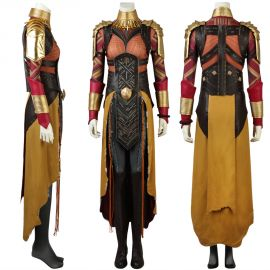 Black Panther Okoye Cosplay Costume Deluxe