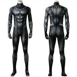 Black Panther T'Challa 3D Printed Jumpsuit