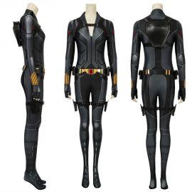 Black Widow Natasha Romanoff Black 3D Jumpsuit