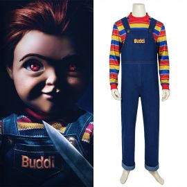 Child's Play Buddi Cosplay Costume