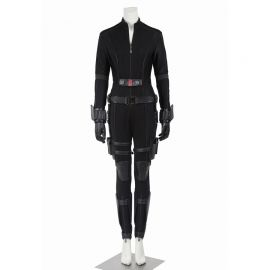 Civil War Black Widow Natasha Romanoff Cosplay Costume