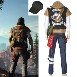 Days Gone Deacon St.John Cosplay Costume