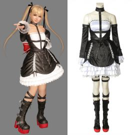 Dead or Alive DOA 6 Marie Rose Cosplay Costume