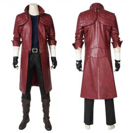 Devil May Cry 5 Dante Cosplay Costume Deluxe
