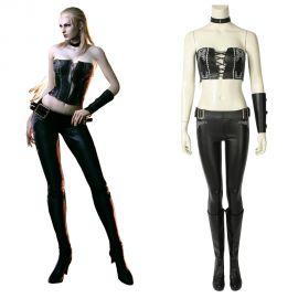 Devil May Cry DMC5 Trish Cosplay Costume