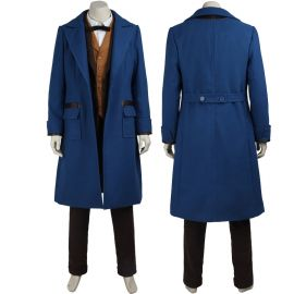Fantastic Beasts and Where to Find Them Newt Scamander Costume
