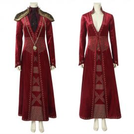 Game of Thrones 8 Cersei Lannister Cosplay Costume Deluxe