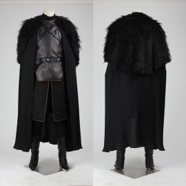 Game of Thrones Jon Snow Cosplay Costume Deluxe