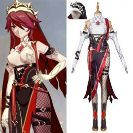 Genshin Impact Rosalia Cosplay Costume