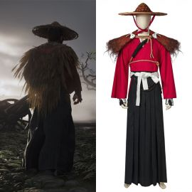 Ghost of Tsushima Jin Sakai Cosplay Costume
