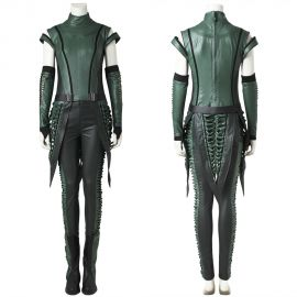 Guardians of the Galaxy 2 Mantis Lorelei Cosplay Costume