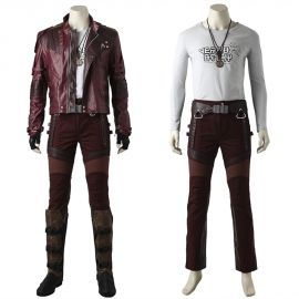 Guardians of the Galaxy 2 Star Lord Costume Deluxe