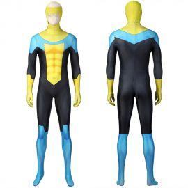Invincible Mark Grayson Cosplay Suit