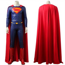 Justice League Superman Cosplay Costume Clark Kent Costume