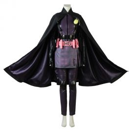 Kick Ass Hit Girl Cosplay Costume