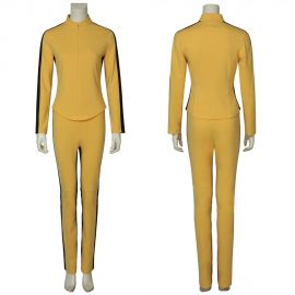 Kill Bill Vol.1 The Bride Cosplay Costume