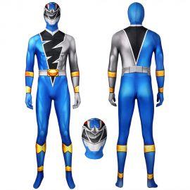 KISHIRYU SENTAI RYUSOULGER Blue Solider Cosplay Suit