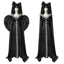 Maleficent: Mistress of Evil Maleficent Cosplay Dress Costume