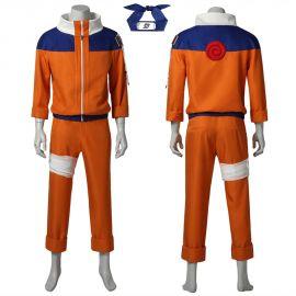 Naruto Uzumaki Naruto Cosplay Costume