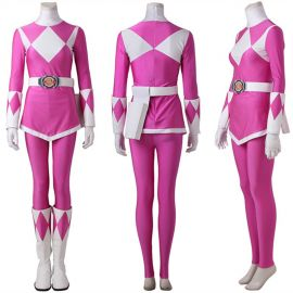 Power Rangers Ptera Ranger Cosplay Costume