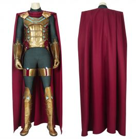 Spider-Man: Far From Home Mysterio Cosplay Costume