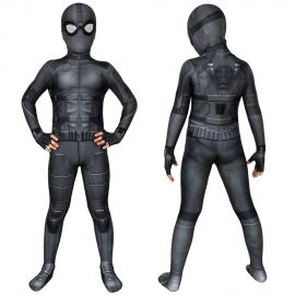 Spider-Man Far From Home Peter Parker Night Monkey 3D Kids Jumpsuit