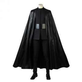 Star Wars The Last Jedi Kylo Ren Cosplay Costume