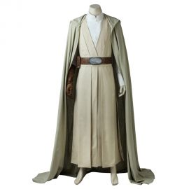 Star Wars The Last Jedi Luke Cosplay Costume