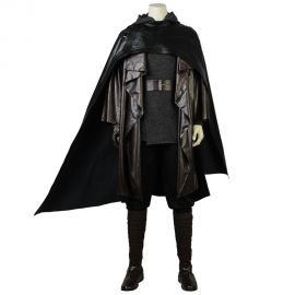 Star Wars The Last Jedi Skywalker Luke Cosplay Costume