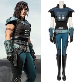 Star Wars The Mandalorian Cara Dune Cosplay Costume