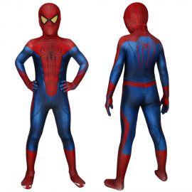The Amazing Spider-Man Peter Parker 3D Kids Jumpsuit