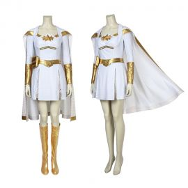 The Boys Season 1 Starlight Cosplay Costume