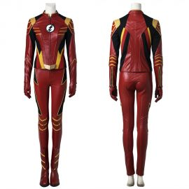 The Flash 3 Jesse Quick Cosplay Costume