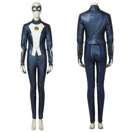 The Flash 5 Nora Allen Cosplay Costume