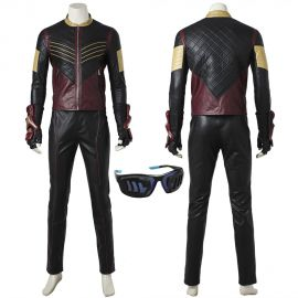The Flash Vibe Costume Paco Ramone Cosplay Costume