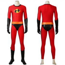 The Incredibles 2 Bob Parr Cosplay Costume