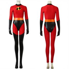The Incredibles 2 Elastigirl Helen Parr Cosplay Costume