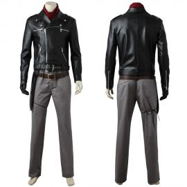 The Walking Dead Season 8 Negan Cosplay Costume
