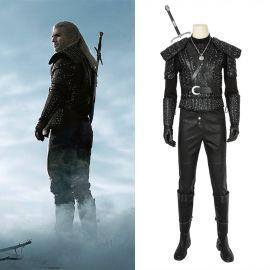 The Witcher Geralt of Rivia Geralt Cosplay Costume Deluxe