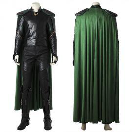 Thor Ragnarok Loki Cosplay Costume Deluxe