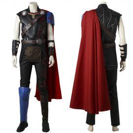 Thor Ragnarok Thor Odinson Thor Cosplay Costume Deluxe